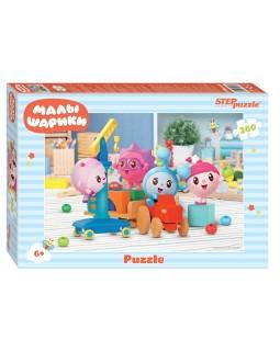 "Мозаика ""puzzle"" 260 ""Малышарики"" (Мармелад Медиа)"