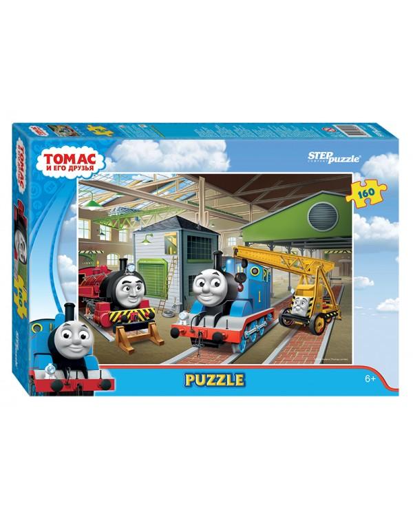 "Мозаика ""puzzle"" 160 ""Томас и его друзья"" (Галейн (Томас) Лимитед)"