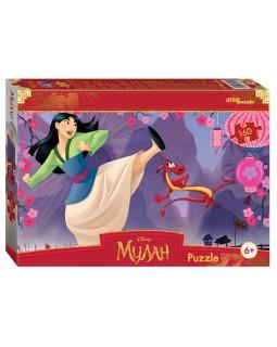 """Мозаика """"puzzle"""" 160 """"Мулан"""" (Disney)"""