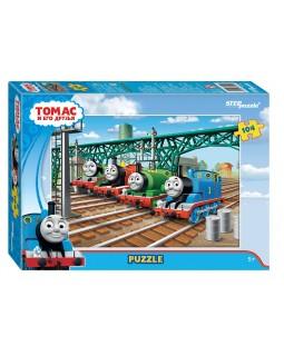 "Мозаика ""puzzle"" 104 ""Томас и его друзья"" (Галейн (Томас) Лимитед)"