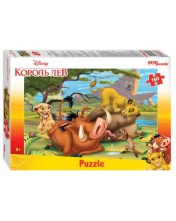 """Мозаика """"puzzle"""" 160 """"Король Лев"""" (Disney)"""