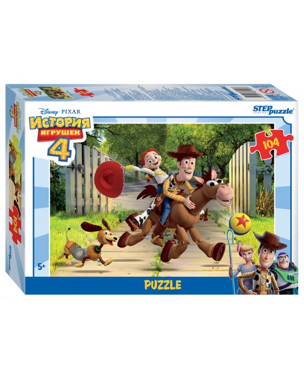 """Мозаика """"puzzle"""" 104 """"История игрушек - 4"""" (Disney/Pixar)"""