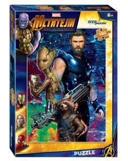 """Мозаика """"puzzle"""" 160 """"Война бесконечности"""" (Marvel)"""