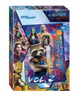 """Мозаика """"puzzle"""" 260 """"Стражи галактики - 2"""" (Marvel)"""