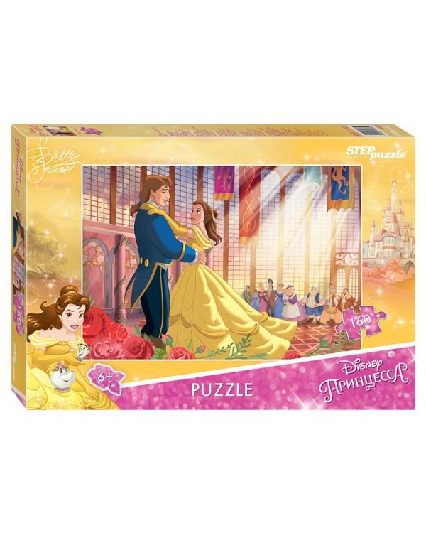 """Мозаика """"puzzle"""" 160 """"Красавица и Чудовище - 2"""" (Disney)"""
