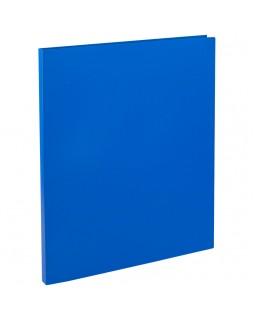 Папка с зажимом OfficeSpace, 14мм, 450мкм, синяя