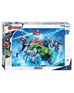 """Мозаика """"puzzle"""" 120 """"Marvel - 2"""" (Marvel)"""
