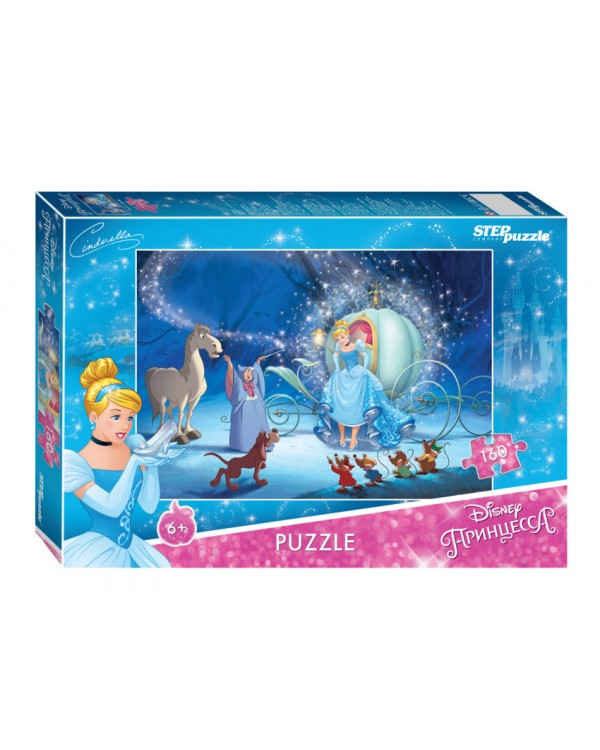 """Мозаика """"puzzle"""" 160 """"Золушка - 2"""" (Disney)"""