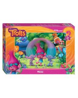 "Мозаика ""puzzle"" 260 ""Trolls"" (DreamWorks)"