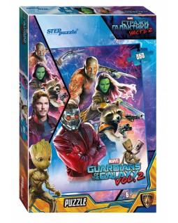 """Мозаика """"puzzle"""" 360 """"Стражи галактики - 2"""" (Marvel)"""