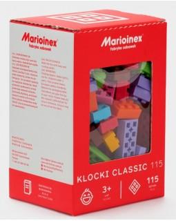 Конструктор - Классические блоки 115 деталей
