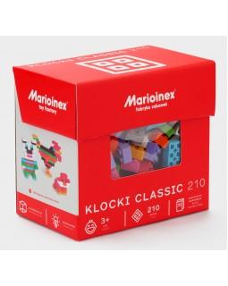 Конструктор - Классические блоки 210 деталей