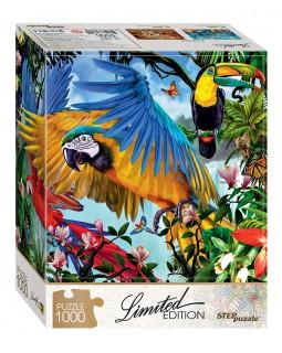 Мозаика puzzle 1000 Попугаи (Limited Edition)