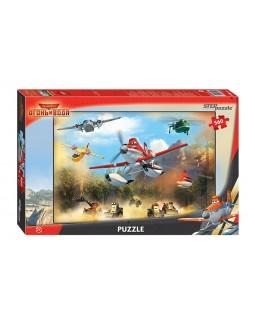 "Мозаика ""puzzle"" 560 "" Самолеты. Огонь и вода"" (Disney)"