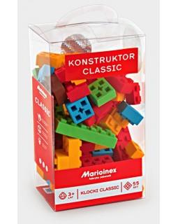 Конструктор - Классические блоки 55 деталей
