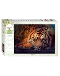 Мозаика puzzle 1000 Сибирский тигр