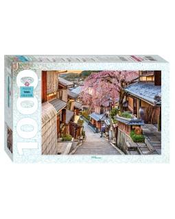 Мозаика puzzle 1000 Япония. Улица в Киото