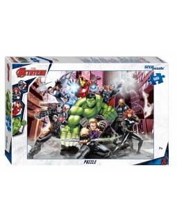 """Мозаика """"puzzle"""" 560 """"Мстители - 3"""" (Marvel)"""