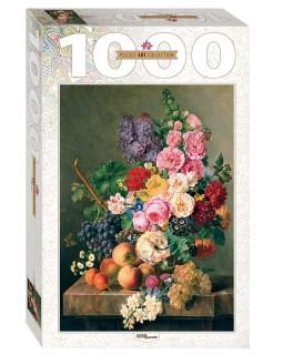 Мозаика puzzle 1000 Букет