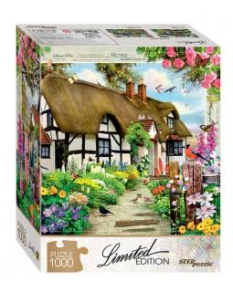 Мозаика puzzle 1000 Английский коттедж (Limited Edition)