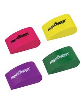 Ластик Юнландия Капля, 38*22*16 мм, цвет ассорти, термопластичная резина