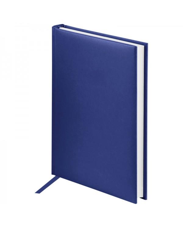 """Ежедневник недатир. A5, 160л., балакрон, OfficeSpace """"Ariane"""", синий"""