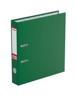 """Папка-регистратор Berlingo """"Profit"""", 50мм, бумвинил, зеленая"""