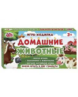 Настольная игра - Домашние животные