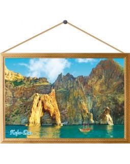 Кара-Даг. Картина на холсте