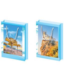 Крым - Ялта. Пакет большой вертикальный (350*230*107)