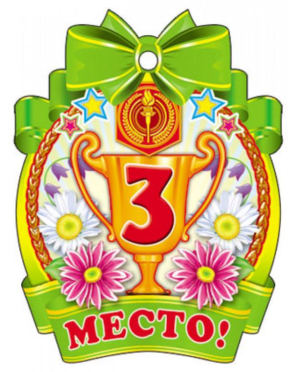 Медалька 3 место! М-7652