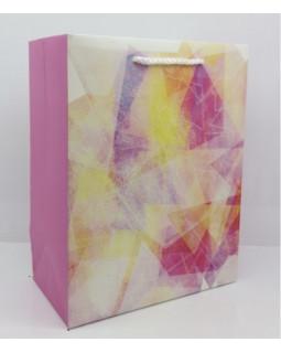 Красочная абстракция Пакет подарочный ППД-9654