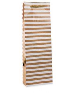 Полосы (Bottle) Пакет подарочный ПП-4674