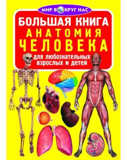 Большая книга. Анатомия человека