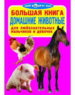 Большая книга. Домашние животные
