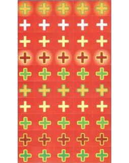 НМ-7762 Набор для поощрения на самоклеящейся бумаге + НМ-7762