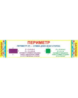 Закладка Периметр М-7607