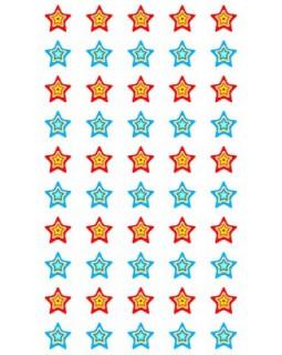 Набор для поощрения на самоклеящейся бумаге Звездочки НМ-8113