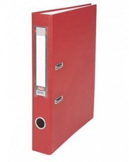 Папка-регистратор с арочным механизмом, 50 мм, красная