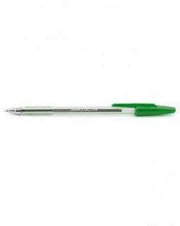 """Ручка шариковая """"T-34"""", 0,7 мм, зеленая"""