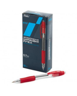 """Ручка шариковая """"B-52"""", 0,7 мм, красная"""
