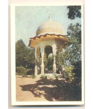 Крим. Лiвадiя. Турецька альтанка
