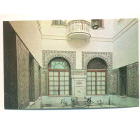 Большой Ливадийский дворец. Арабский дворик