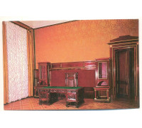 Большой Ливадийский дворец. Интерьер парадного кабинета