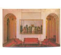 Большой Ливадийский дворец. Интерьер вестибюля