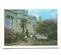 Памятные места Крыма. Алупкинский дворец-музей