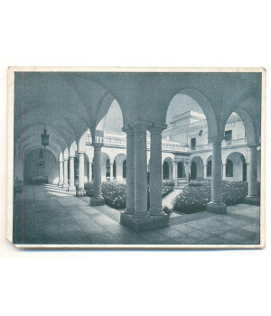 Крым. Ливадийский дворец. Итальянский дворик