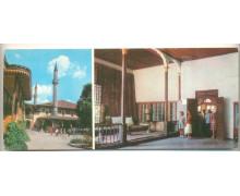 Вид на мечеть Хан-Джами. Интерьер посольского зала