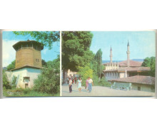 Соколиная башня. Фасад дворцового ансамбля (XV - XVIII вв.)