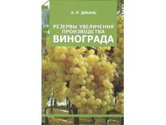 Резервы увеличения производства винограда